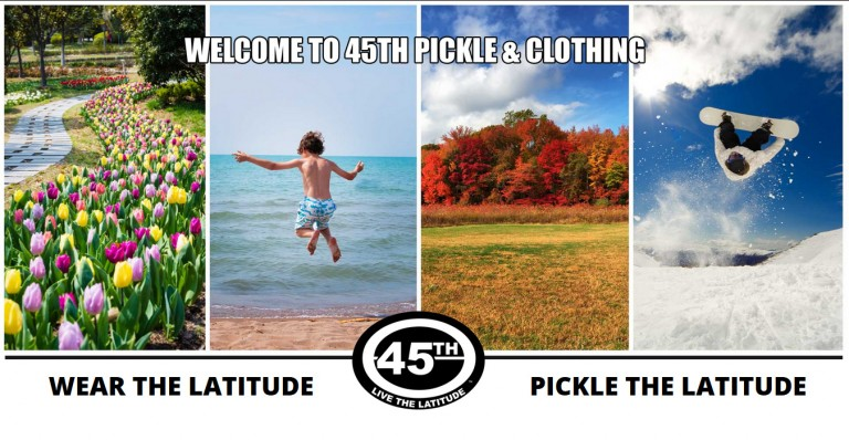 45th Pickle and Clothing Company