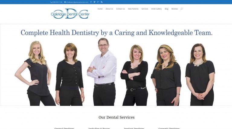 Oakridge Dental Center