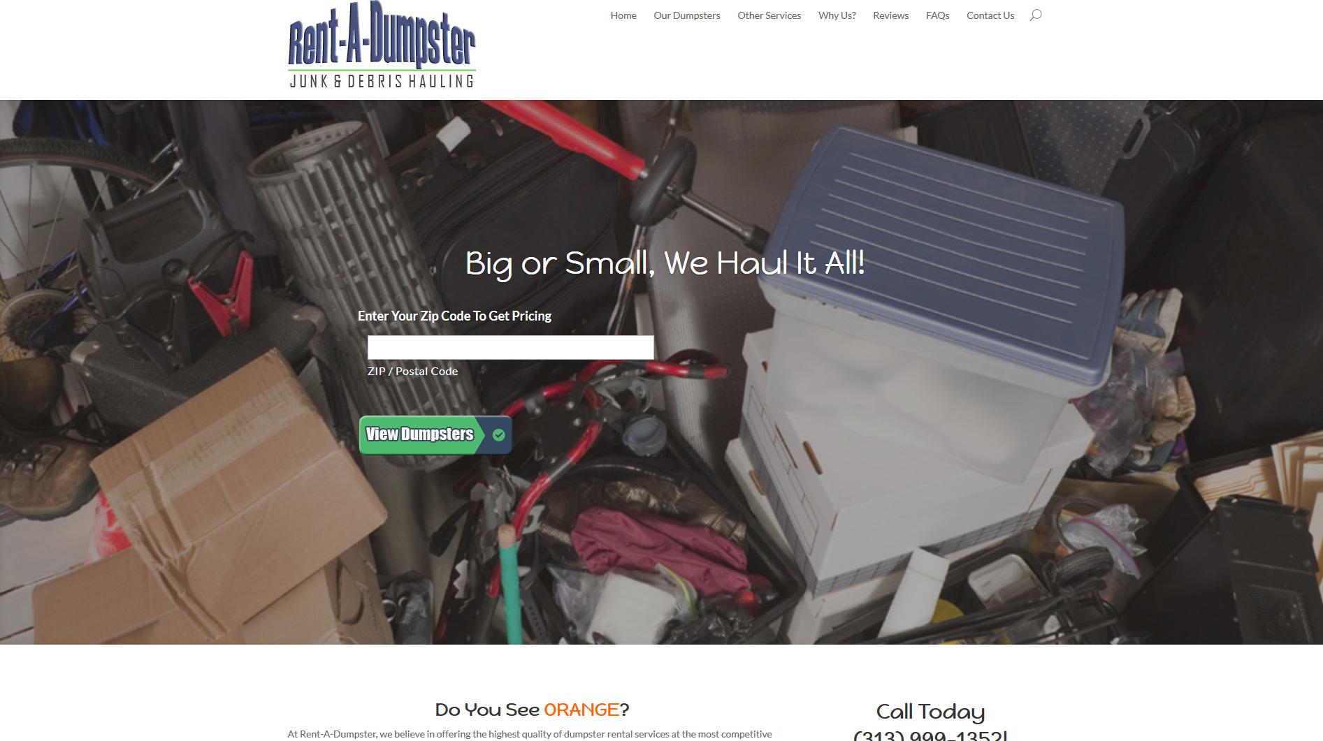 Responsive Web Design Michigan Web Design Smart Link Solutions - Que es us zip code