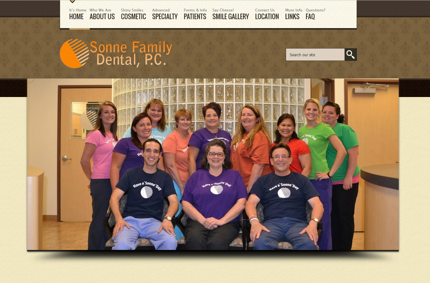sonne family dental