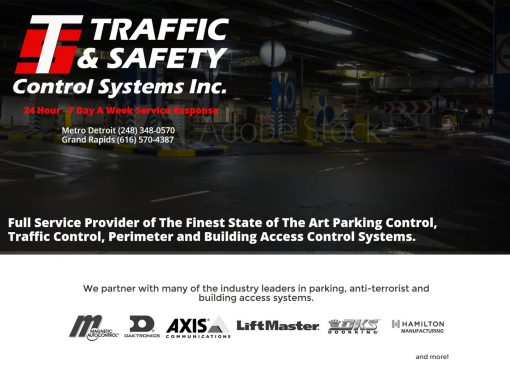 Traffic and Safety Control Systems