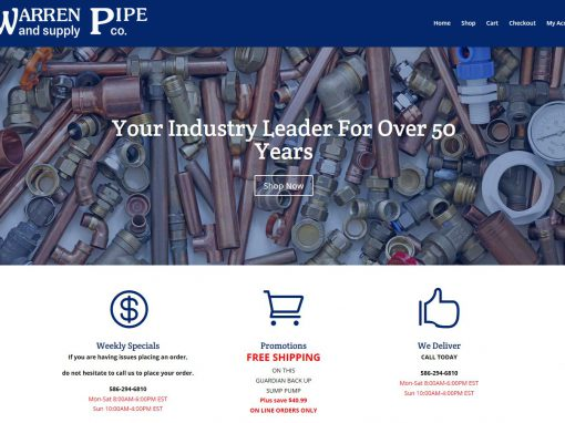 Warren Pipe and Supply