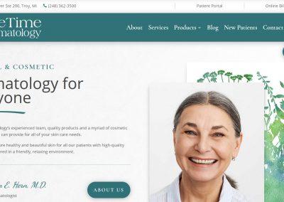 LifeTime Dermatology – Troy MI