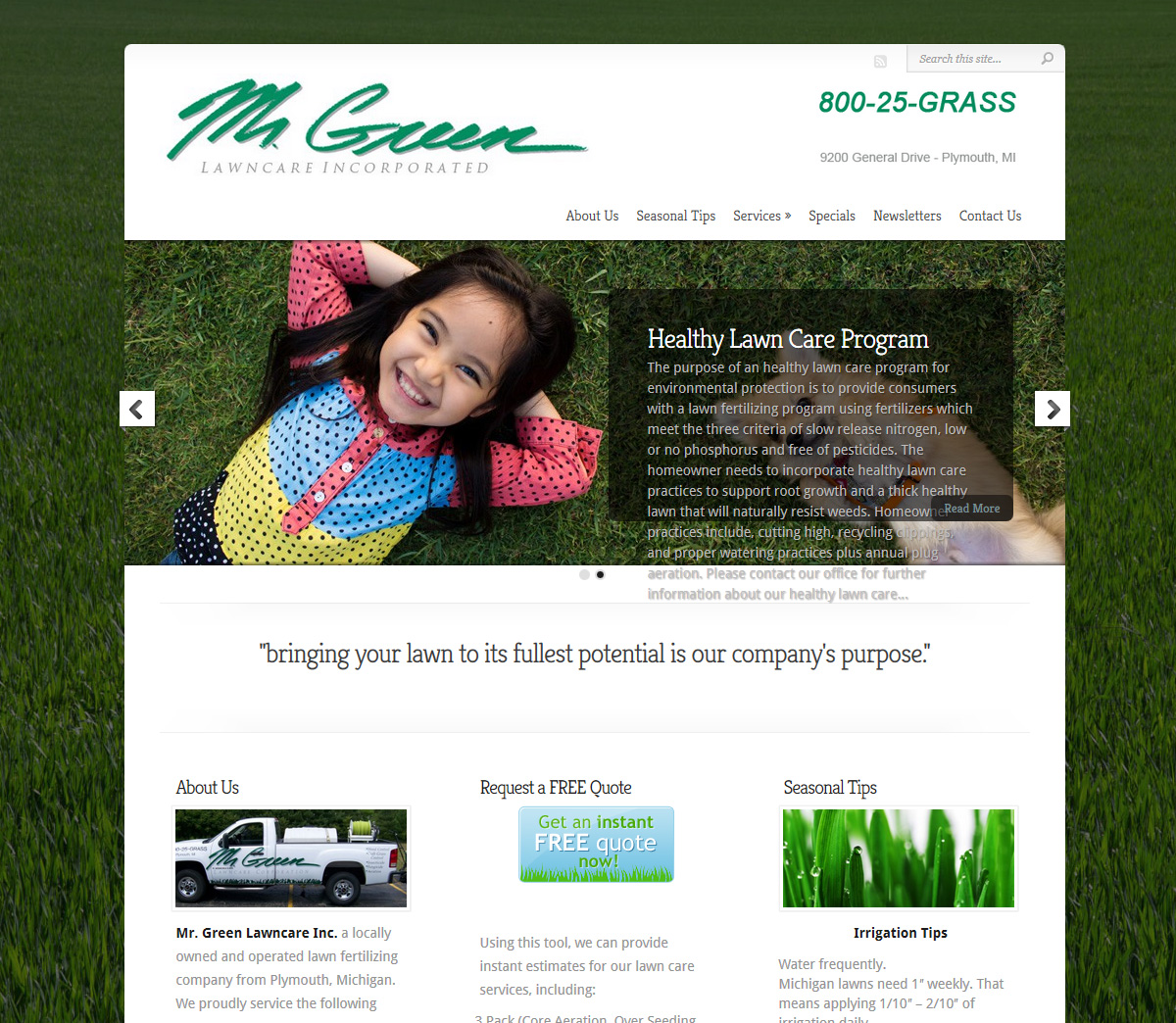 Mr. Green Lawncare