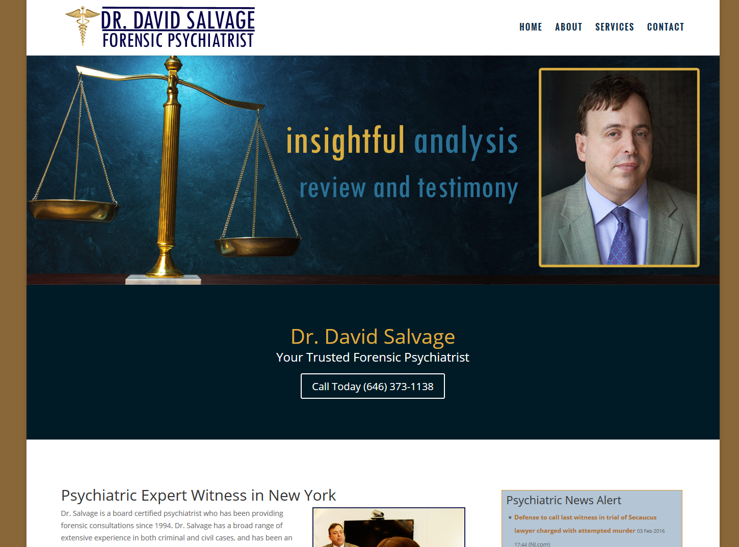 David Salvage MD – Brooklyn NY