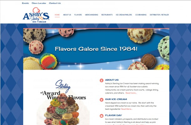 Ashby's Ice Cream