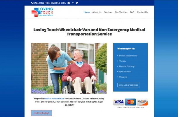 Loving Touch Transportation
