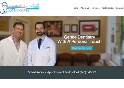 Bradley Silber DDS – Royal Oak MI