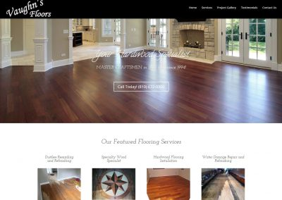 Vaughn's Flooring – Brighton MI