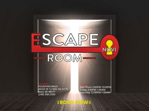 The Escape Room Novi