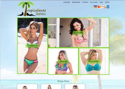 Tropicaliente Fashion