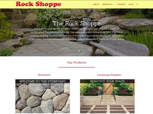 The Rock Shoppe