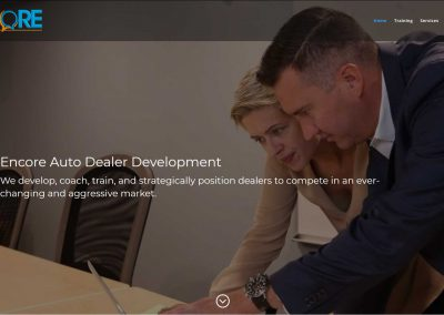 Encore Auto Dealer Development