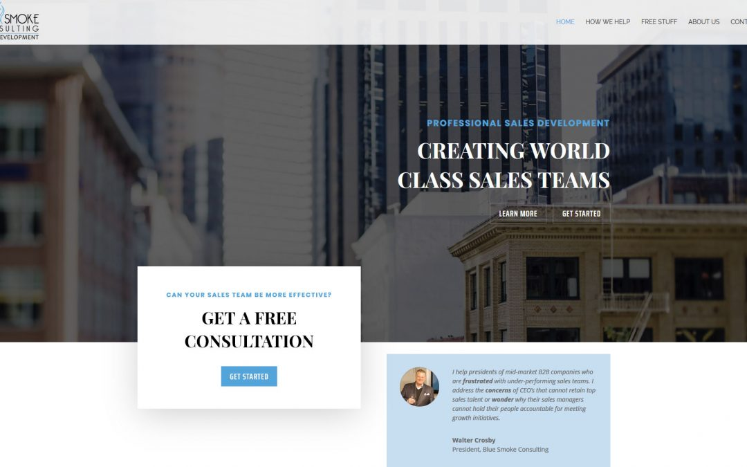 Blue Smoke Consulting