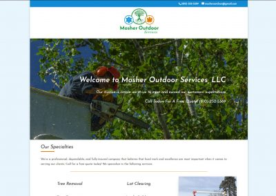 Mosher Outdoor Services