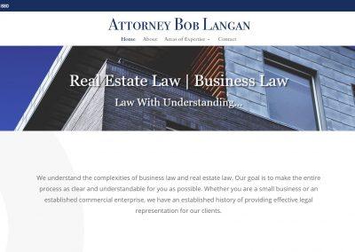 Attorney Bob Langan