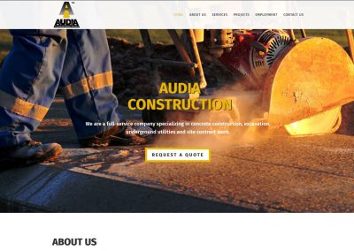 Audia Construction