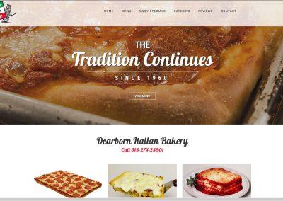 Dearborn Italian Bakery