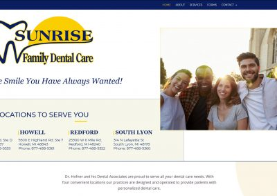 Sunrise Family Dental Care