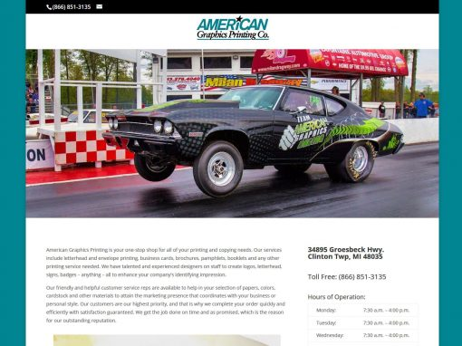 American Graphics Printing