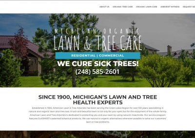 American Lawn and Tree Arborists