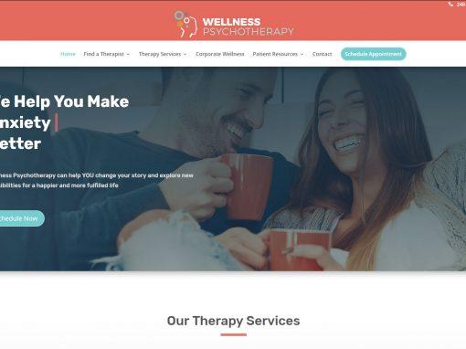 Wellness Psychotherapy