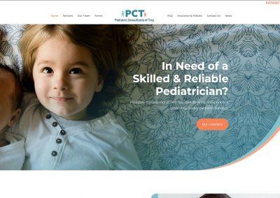 Pediatric Consultants of Troy
