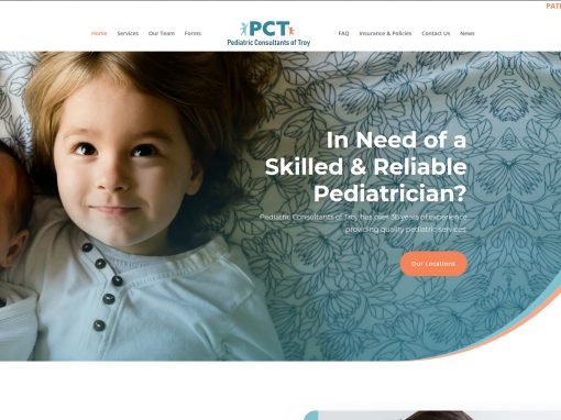 Pediatric Consultants of Troy