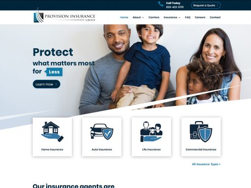 Provision Insurance Group