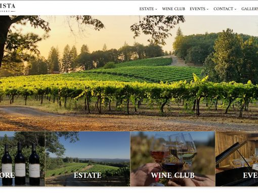 Sierra Vista Winery
