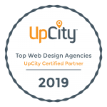 UpCity Web Design Certified Agency