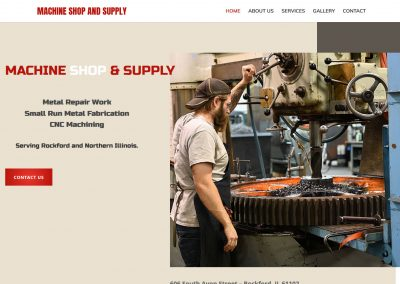 Machine Shop and Supply