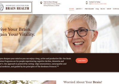 Midwest Center For Brain Health