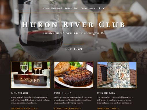 Huron River Club