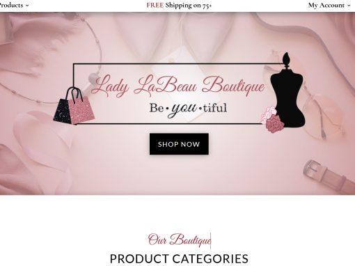 Lady Labeau Boutique