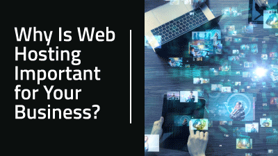 Why Is Web Hosting Important for Your Business?
